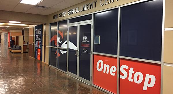 UTSA One Stop Enrollment Center