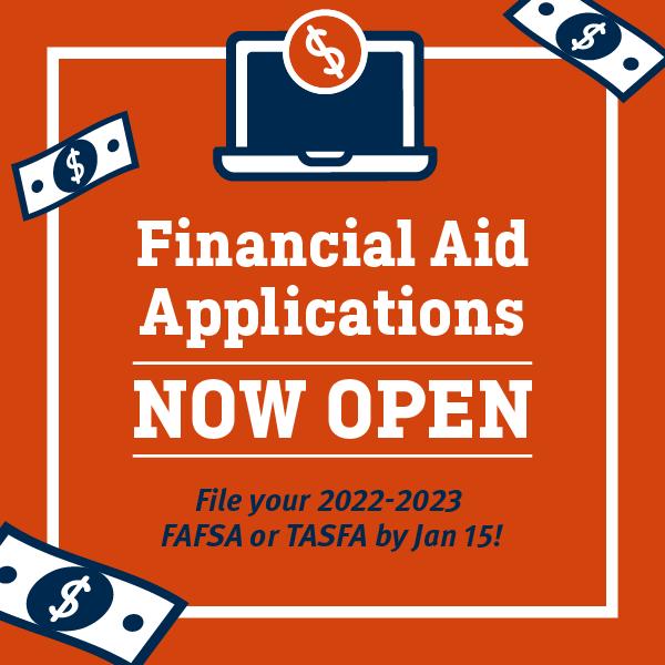 FAFSA/TASFA: Get the Basics for Financial Aid
