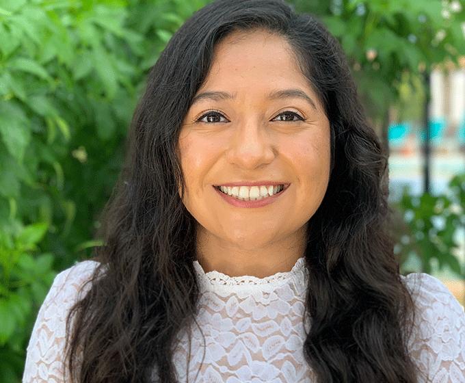 Award-winning entrepreneur ready to serve her community after graduation