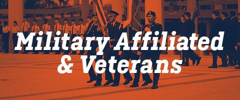 UTSA Military Affiliated & Veteran