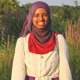 Naomi Alyafei '21