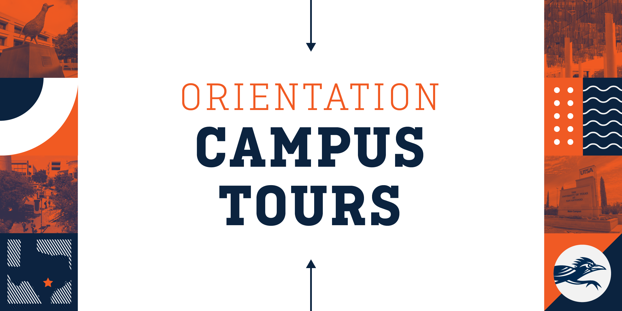 UTSA Orientation Campus Tours Events