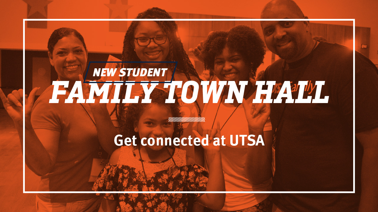 Family Town Hall August 15th