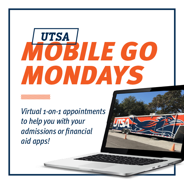 Mobile Go Mondays 1:1 Appointments