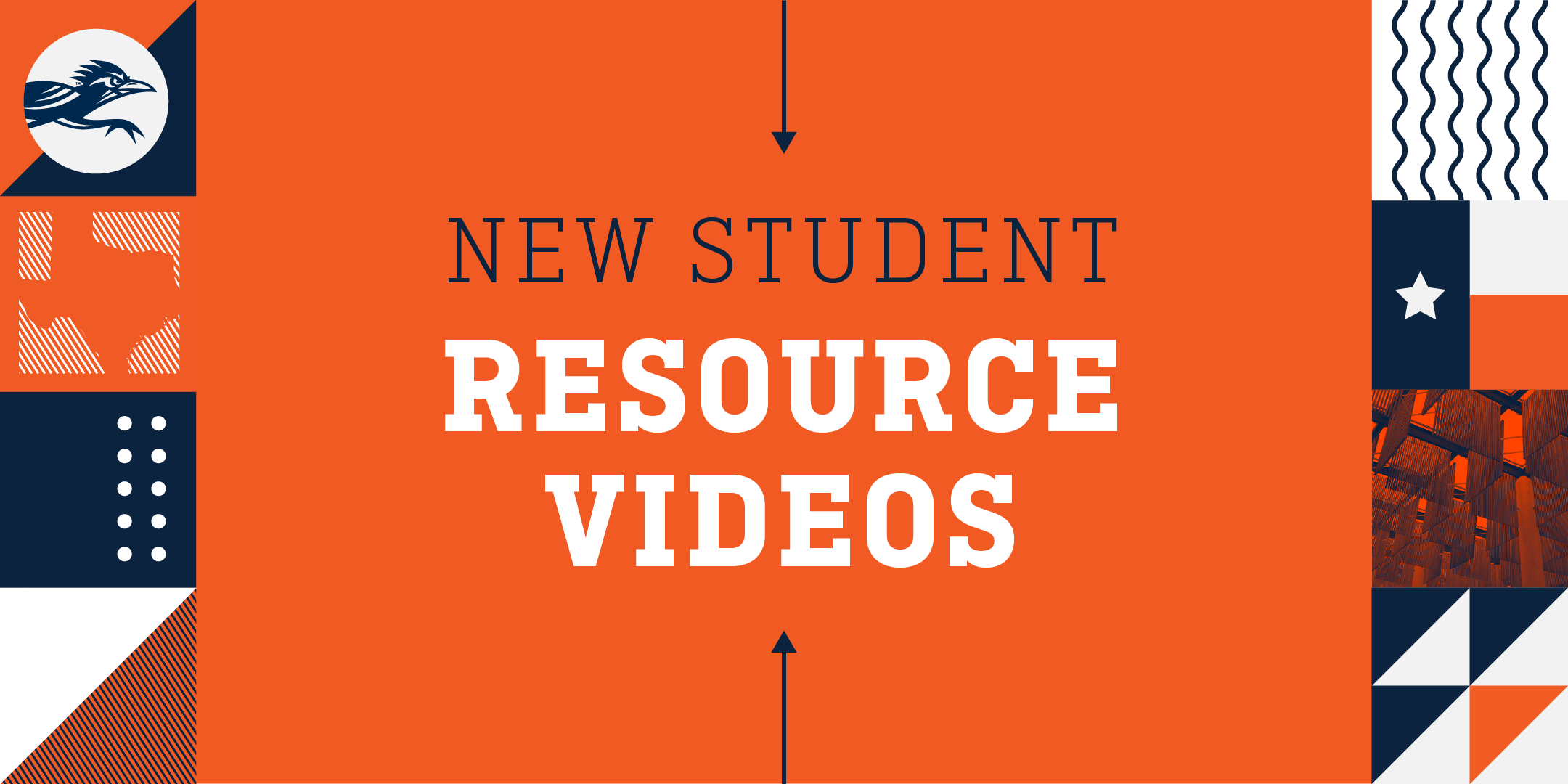 New Student Resource Videos