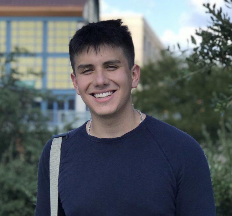Sergio Terrazas '21