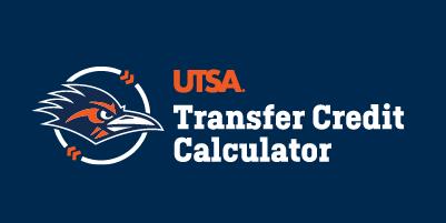 UTSA Transfer Calculator