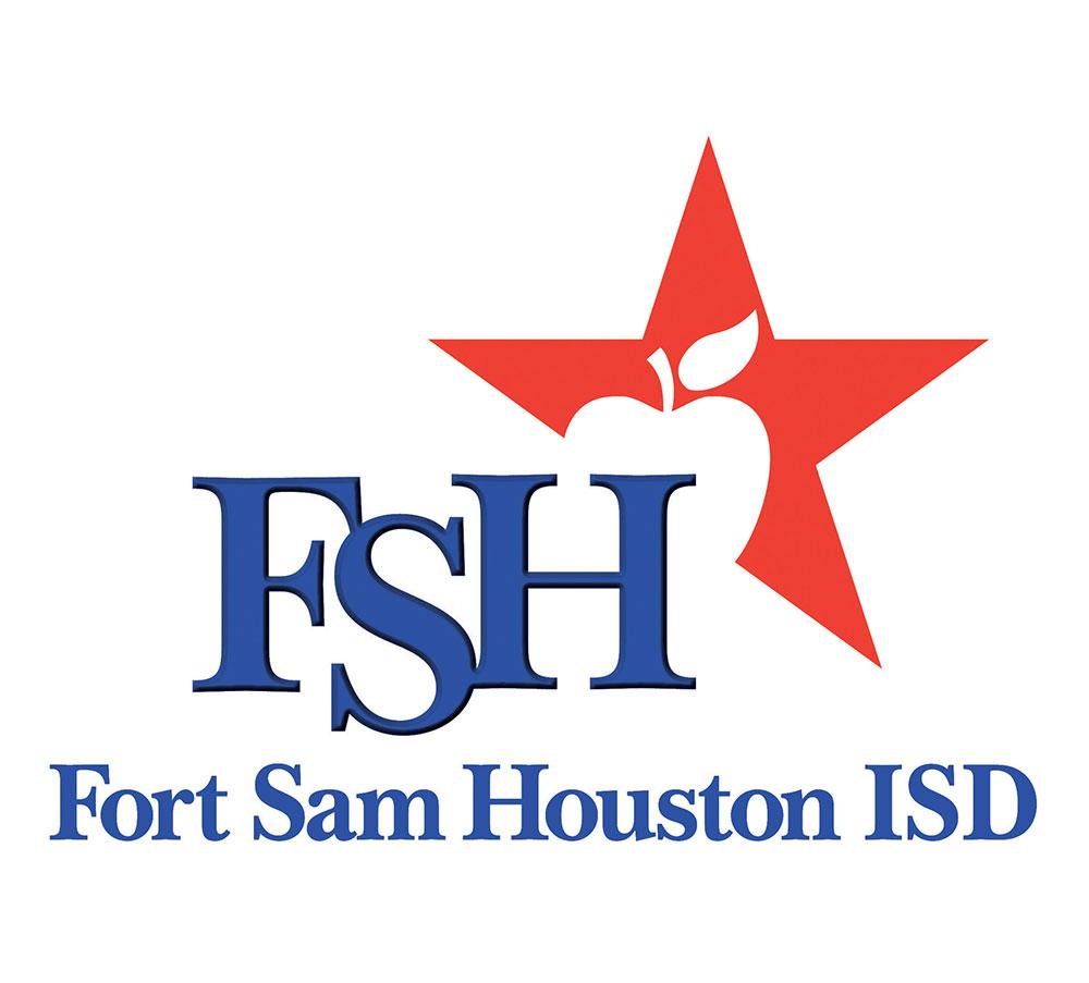 Fort Sam Houston ISD Logo