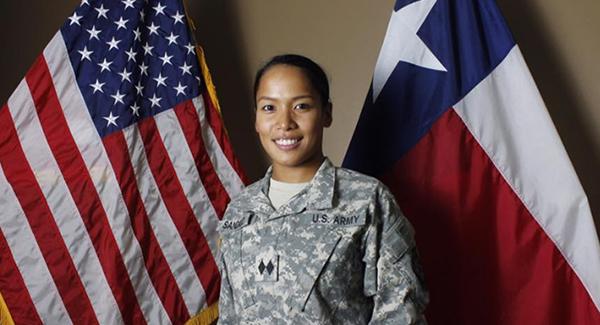 Military UTSA Student
