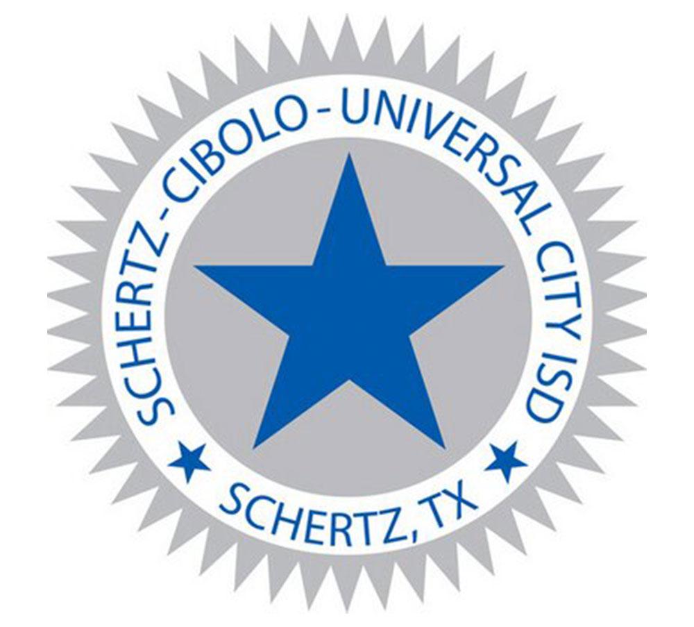 Schertz-Cibolo-Universal City ISD Logo