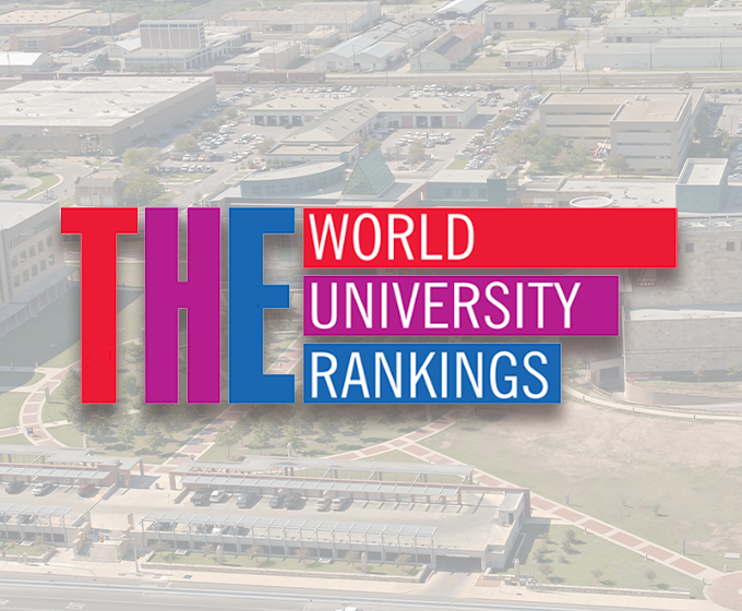 UTSA places among best in 2021 World University Rankings