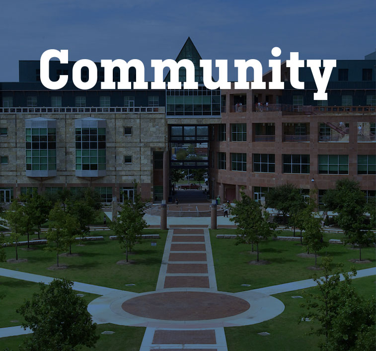 Visit UTSA Community Events