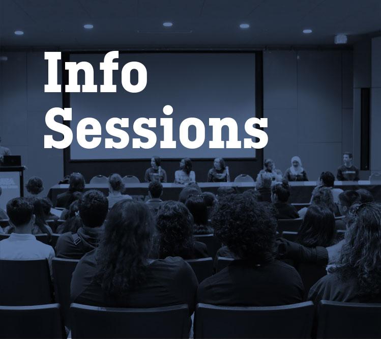 UTSA Information Sessions