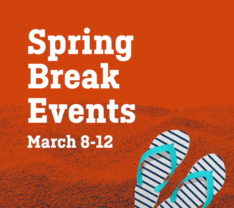 UTSA Announces Spring Break Admissions Events